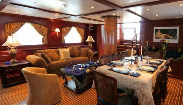 Blue Dream Charter Yacht - 2