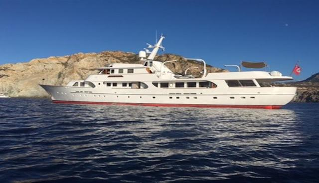 Seagull of Cayman Charter Yacht - 5