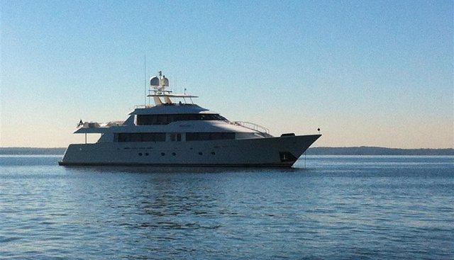 Stellar Charter Yacht