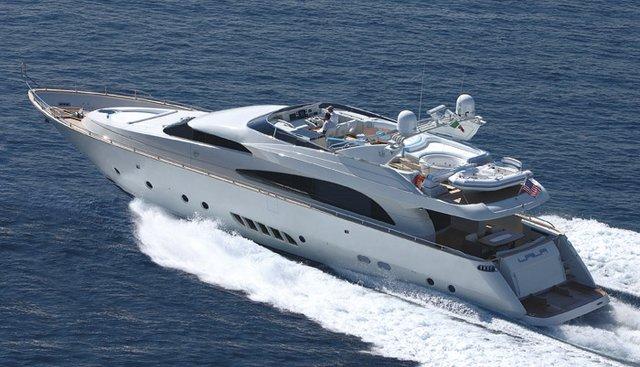 Sashen'ka Charter Yacht - 2