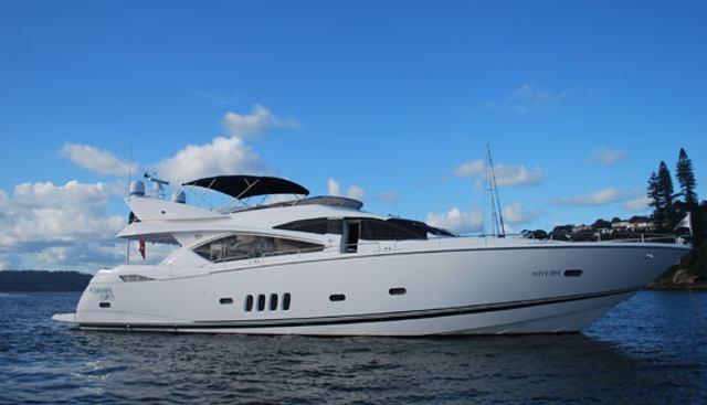 Mahaya Charter Yacht