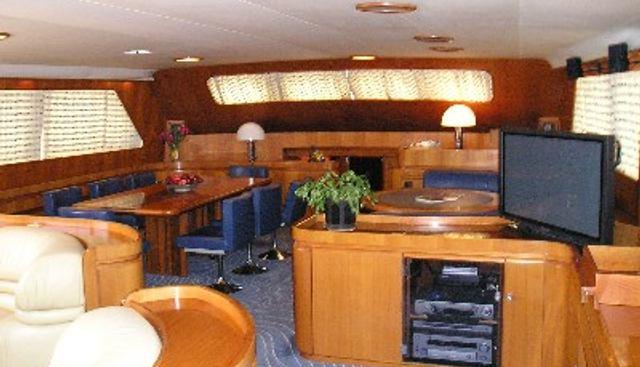 Jagare Charter Yacht - 3