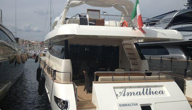 Amalthea Charter Yacht