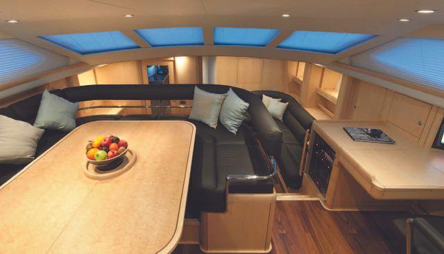 Mathilda Sound Charter Yacht - 4