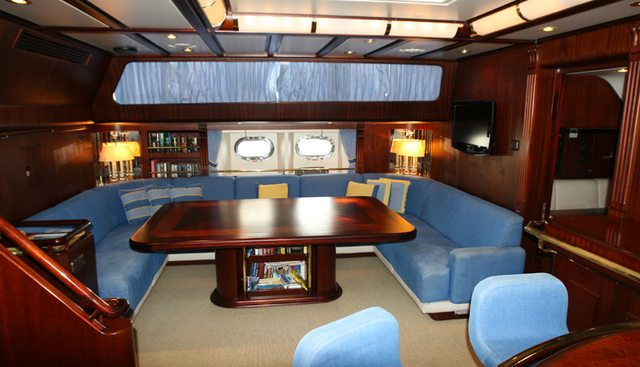 Colombaio Charter Yacht - 2