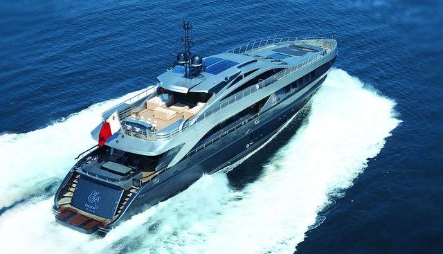RL Noor Charter Yacht