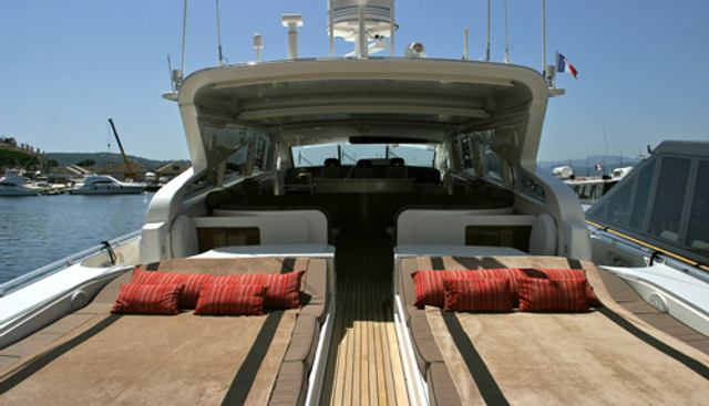 Disco Volante Charter Yacht - 3