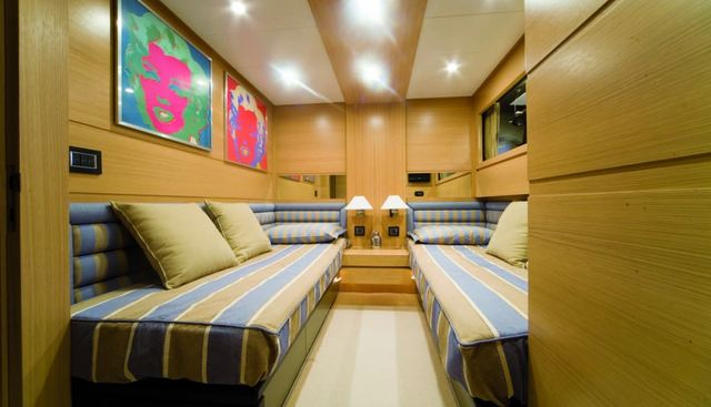 Mega Charter Yacht - 6