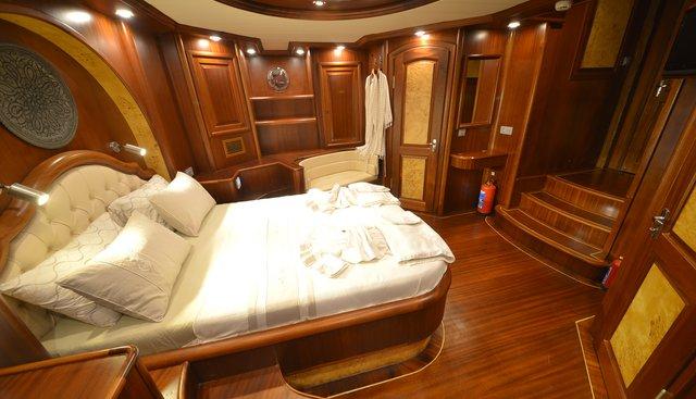 K Mehmet Bugra Charter Yacht - 8