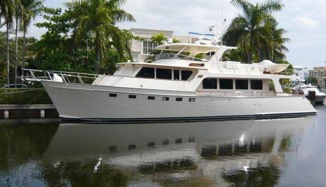 Celebration Day Charter Yacht