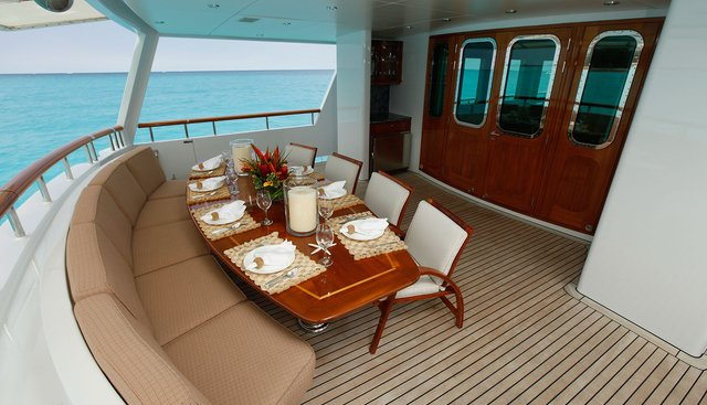 Gayle Force Charter Yacht - 4