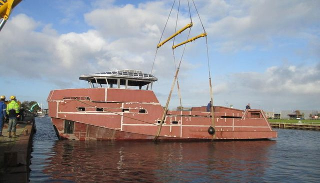 Wally Shadow Charter Yacht - 2