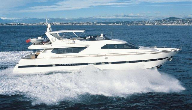 Cascais M Charter Yacht