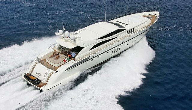 Leopard Charter Yacht - 2