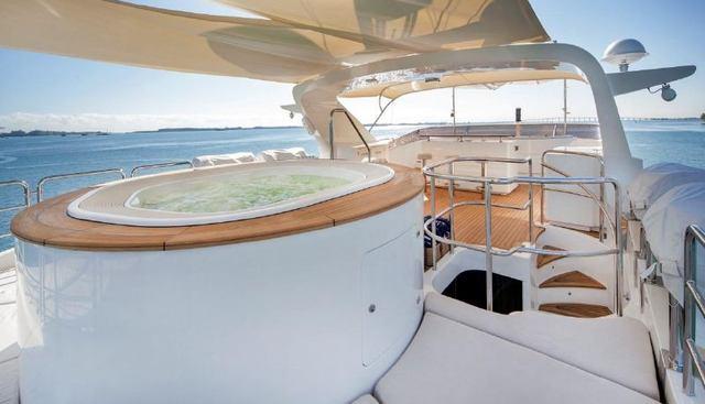 Mina Charter Yacht - 8