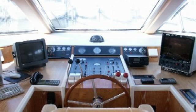 Necha Charter Yacht - 2