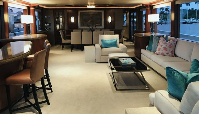 Relentless Charter Yacht - 7