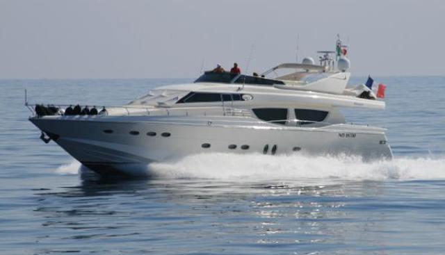 Beyond Charter Yacht - 2
