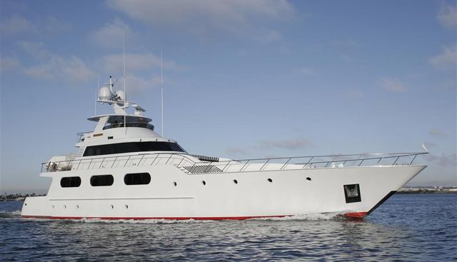 M Charter Yacht - 3