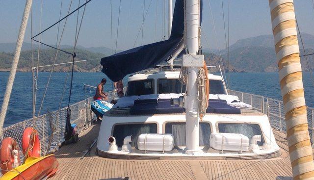 Hermes Charter Yacht - 3