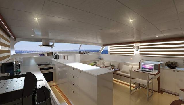 Grand Sailor Charter Yacht - 2