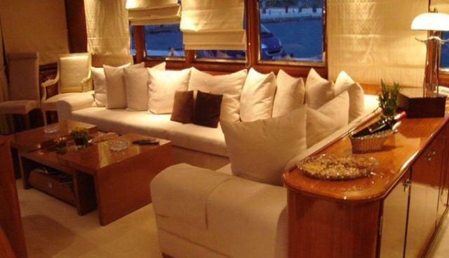 DESTINY 128 Charter Yacht - 6