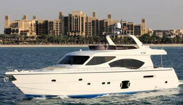 Lady Bella Charter Yacht