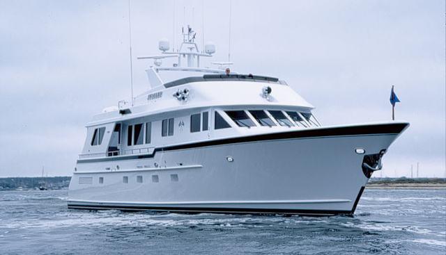 Cherokee Charter Yacht - 5
