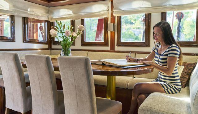 Romanca Charter Yacht - 7