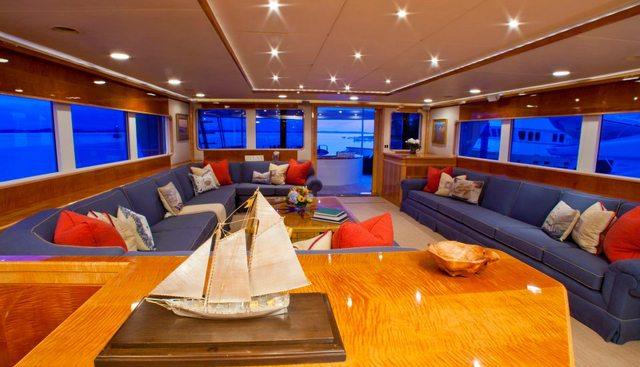 Rena Charter Yacht - 7