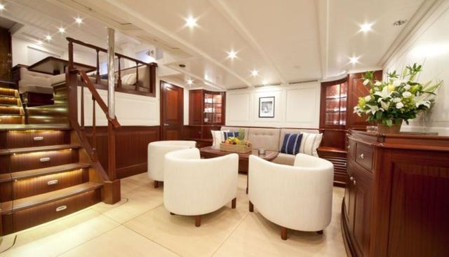 Aurelius 111 Charter Yacht - 7