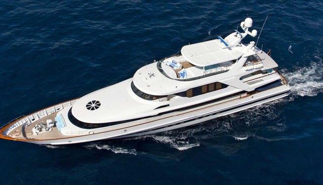 Lucy III Charter Yacht