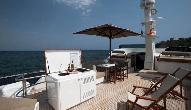 Benetti Navetta 82 Charter Yacht - 3