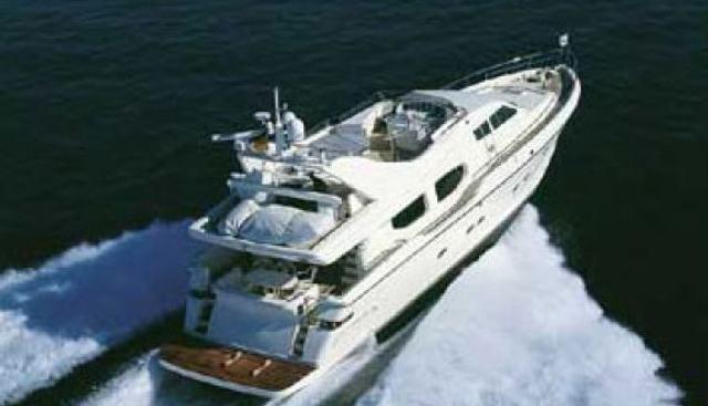 POSILLIPO 80 Charter Yacht - 2