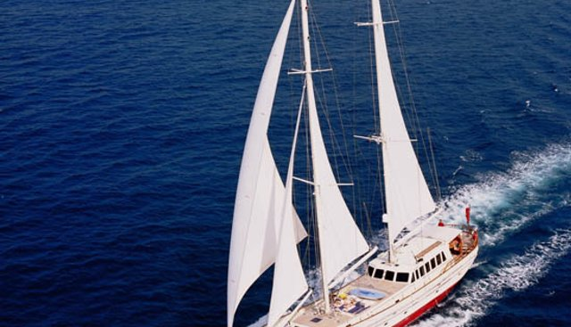Tigerlily of Cornwall Charter Yacht - 2