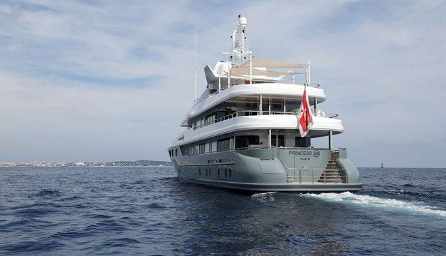 Princess Too Charter Yacht - 3