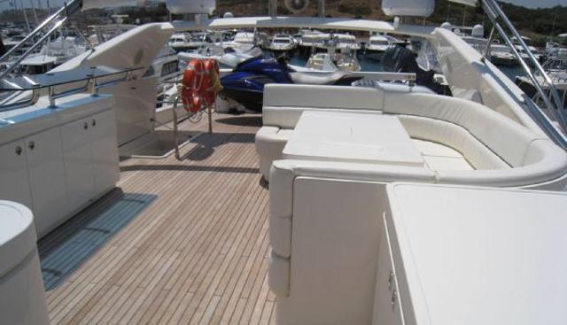 Technema 85 Charter Yacht - 2