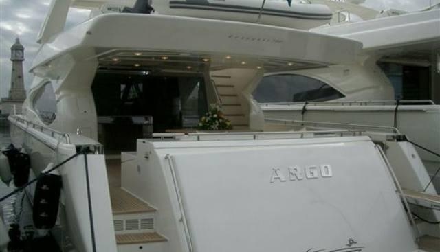 Argo Charter Yacht - 4