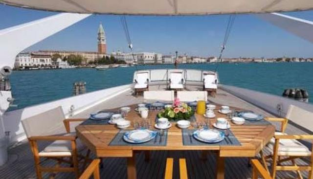 El Caran Charter Yacht - 4