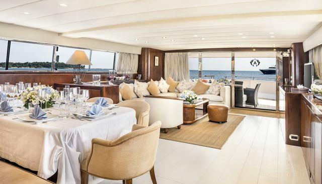 Antisan Charter Yacht - 7