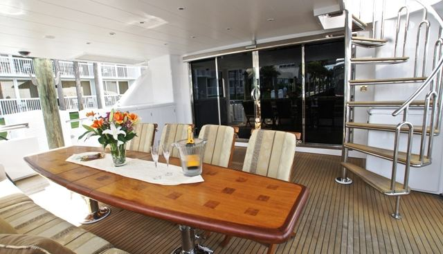 Missy B II Charter Yacht - 4
