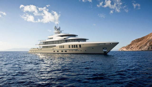Amels 7406 Charter Yacht