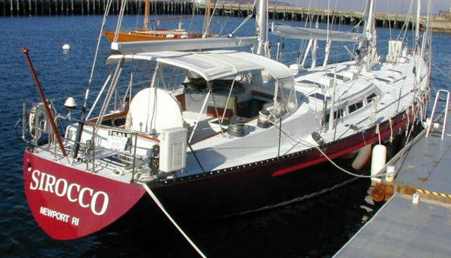 Sirocco Charter Yacht - 2