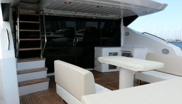 Mr. Ed Charter Yacht - 3