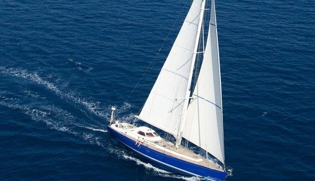 Aglaia Charter Yacht - 4