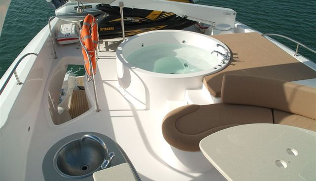Majesty 88 Charter Yacht - 3