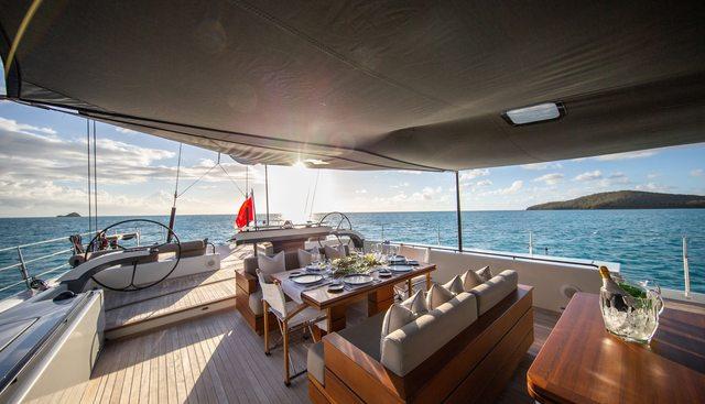 Palmira Charter Yacht - 3