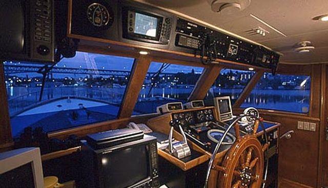 Katania Charter Yacht - 5