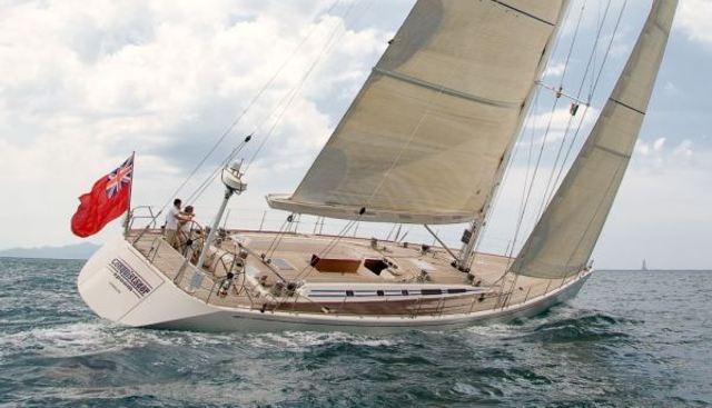 Swan 80 006 Charter Yacht