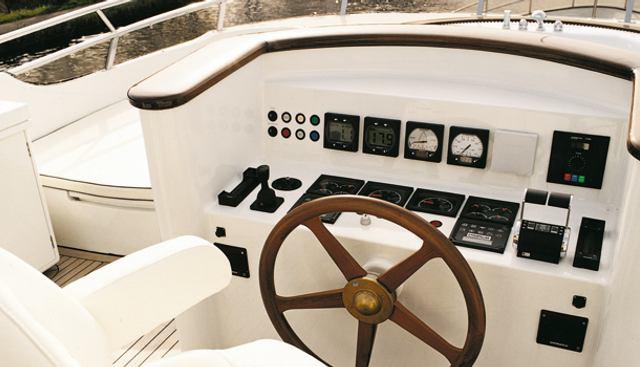 Seabreeze II Charter Yacht - 3